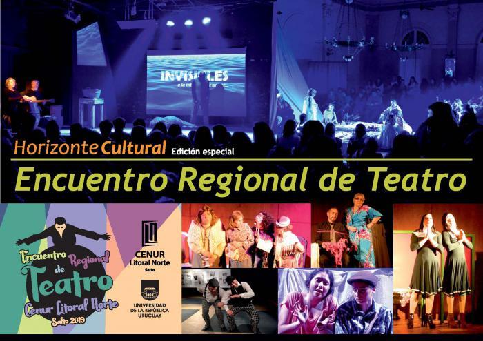 Encuentro Regional de Teatro - Cenur Litoral Norte